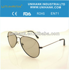 2012 high quality tac lens with customized frame,multimedia glases for 3d tv,3d movie,3d theater