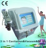 2013 newest effective portable cavitation and rf machine for weight loss skin tightening