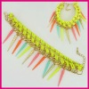 fashion handmade rope bracelets and bangles jewerly accessory