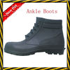 laced PVC safety boots