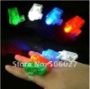 Laser Finger Light LED Light Laser Finger Lamp Beams Ring Torch For Party