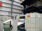 Double Die Head-Spunbond Nonwovens Hot Rolling Production Line (S + S)