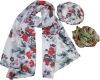 Fashion scarves 100% Silk scarf Cheap scarves Hot Silk scarf