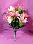 Tulip Lily Artificial Decoration Flower Bouquet