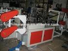 bottom sealing bag on roll machine
