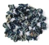 Selected black fungus from own base
