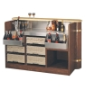 hotel mobile bar XL-40