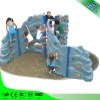 High Quality plastic rock climbing wall