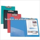 antistatic PP document holder with perforations