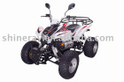 Automatic ATV with EEC Homologation