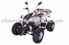 Automatic ATV with EEC Homologation