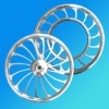 16,18- inch motorcycle wheel