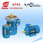Y2 series three-phase ac induction motor with light weight