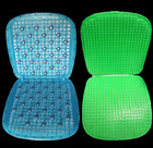 Durable blue car spring seat cushion covers