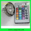 3W 6w 9W High Power RGB led lamp