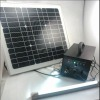 Ultralight Ultrathin Portable solar product