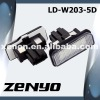 New LED License Plate Lamp For BENZ