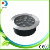 18w underground led paving light
