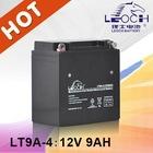 LEOCH LT9A-4 12v 9ah motorcycle battery