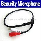Audio Mini CCTV Security Microphone O-857