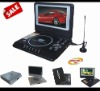 "7.5"" Portable DVD player"