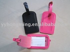 PVC Luggage Tag Bag Tag