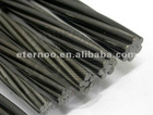 1*7 wire PC strand(Normal or Low Relaxation)