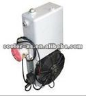 Concrete mixer ,oil cooler,oil tank cooler, heat exchanger