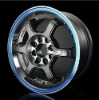 aluminum alloy wheel CE
