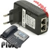 12v 1a POE injector / adapter / switch