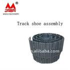 Mining machinery Kobelco track shoe SK09N2
