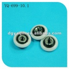 2012 hot sale pulley wheels with bearings,crankshaft pulley with new style