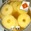 canned fruit - pineapple