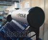 non pressure solar water heating