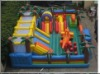 2012 popular inflatable fun playground