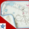 Reusable Baby PVC Organic Cotton Underpads