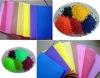 EVA pigment masterbatch-any colors,white,red,yellow,black,green,brown,violet,blue,orange