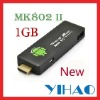 Mk802 II Mini Android 4.0 PC Android TV Box A10 Cortex A8 1GB RAM 4G ROM HDMI TF Card 2012 New arrival!!