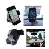 Universal Portable Mini Car Holder for iPhone 5 4S 4G