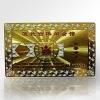 Hot Metallic Card printing