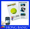 Round shape sticky Mobile Phone Screen Cleaner
