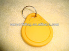 2012 RFID Mifare 1K plastic Key Tag