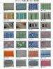 Microfiber chenille & Microfiber tufted mat