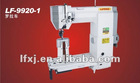 2012 double needle roller-feed post-bed sewing machine