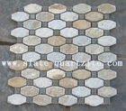 slate mosaic mat