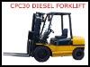 Diesel forklift CPC30 FOR SALE