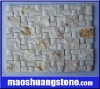 light pink marble mosaic