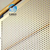 Decorative Square Hole Perforated Metal Sheet