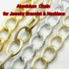 Luxury Aluminium Chains for Necklace and Bracelet Making