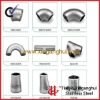 In stock small diameter stainless steel pipe fittings